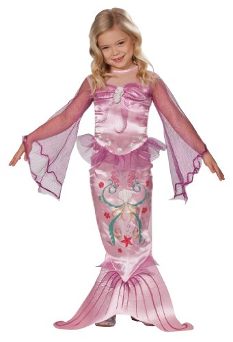 Rubie's 2 881457 M - Mermaid Kostüm, Größe M, pink - 1