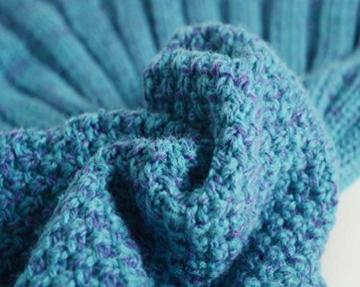 Meerjungfrau Decke, Amyhomie Handgemachte häkeln meerjungfrau flosse decke für Erwachsene, Mermaid Blanket alle Jahreszeiten Schlafsack -