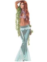 Bezaubernde Meerjungfrau-Kostüm für Damen S -