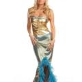 Erwachsene Mode Meerjungfrau-Kostüm –