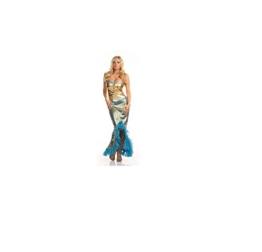 Erwachsene Mode Meerjungfrau-Kostüm -