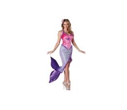 Lila Neckholder Bodycon Großhandel Meerjungfrau-Kostüm -
