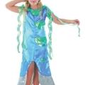 Meerjungfrau – Kinder- Kostüm – Large – 134 bis 146cm –