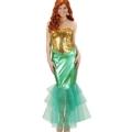 Meerjungfrau-Kostüm für Frauen M –