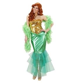 Meerjungfrau-Kostüm für Frauen M -