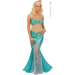 Sexy Meerjungfrau-Kostüm für Damen S -