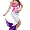 Sexy Meerjungfraukostüm Meerjungfrau Kostüm Kleid Mermaid Mermaidkostüm Damenkostüm –